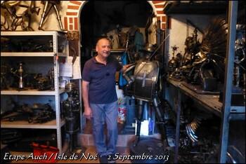 (J2) Auch / Isle de Noé _2 septembre 2013_