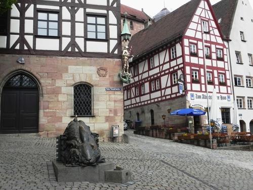 Nürenberg en Allemagne (photos)