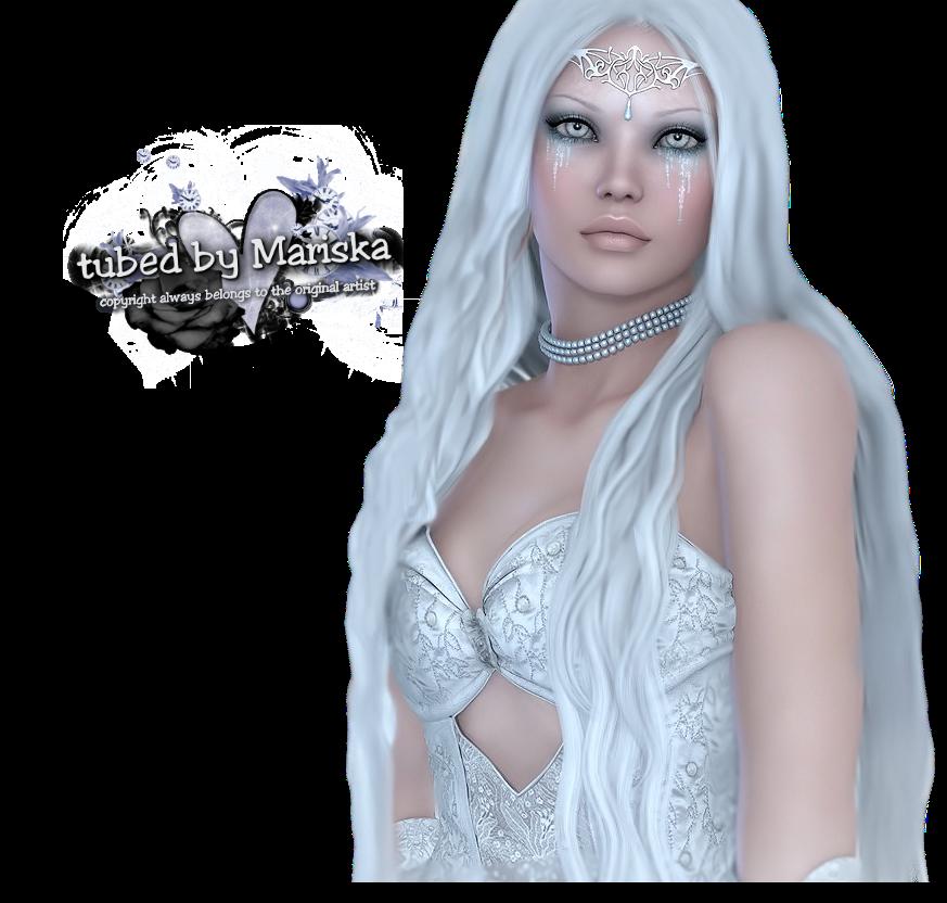 femme fantasy hiver