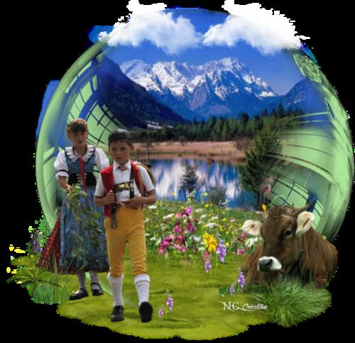 Autriche et Bavière