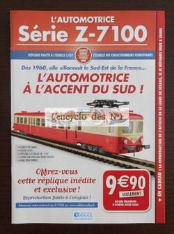 Automotrices des réseaux français - Lancement