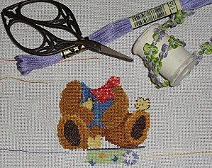 petit ours violettes 036