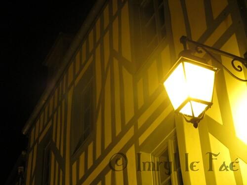 Petits Essais de Photographies de Nuit.