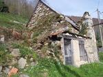 La maison dans laquelle a vécu Lucie est aujourd'hui délabrée.