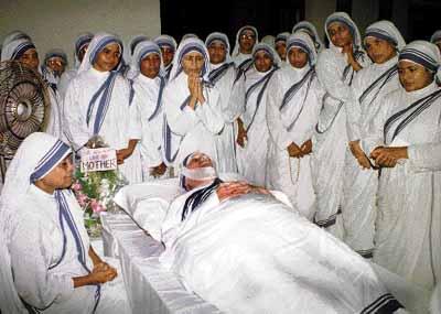 Missionnaires de la Charité