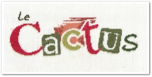 Le Cactus de Lilipoints