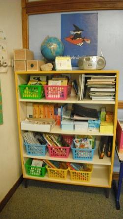 organisation de la classe, direction : des photos, le quotidien