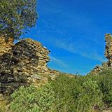 Le village médiéval de Ropidèra