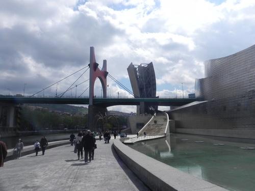 Le musée Guggenheim à Bilbao (photos)