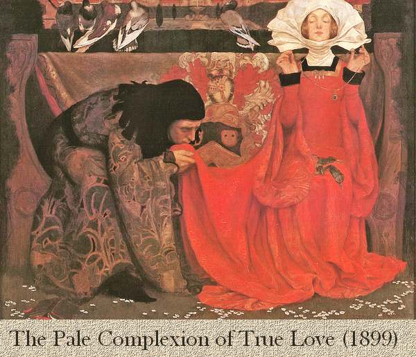 Peintures de : Eleanor Fortescue-Brickdale
