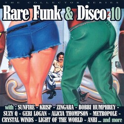 V.A. - Rare Funk & Disco - Vol.10 - Complete CD