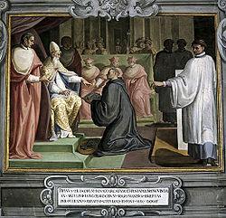 250px-La donacion de Pipino el Breve al Papa Esteban II