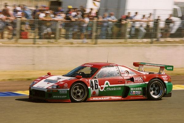 Le Mans 1996 II