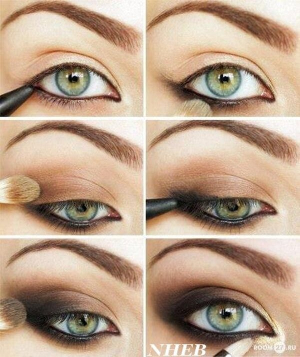 Make-Up Yeux 3