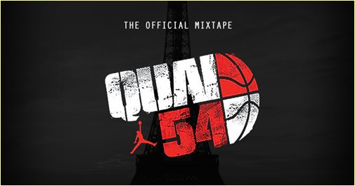 Quai 54 - The official Mixtape