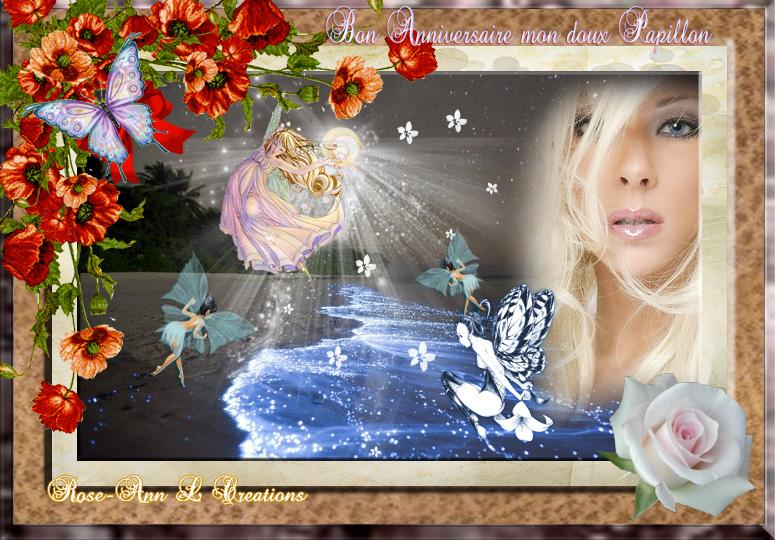 ♥Cadeaux de ma fée Rose♥