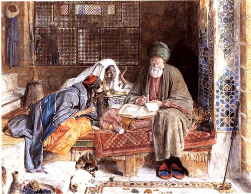 """""""L'Orientalisme""""  une conférence de Marlène Gossman pour l'ACC"""