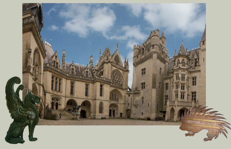 Le Château de Pierrefonds