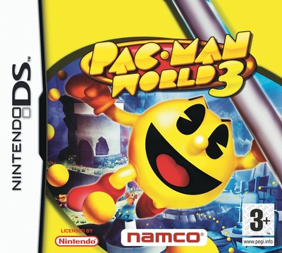 Pac-Man World 3 (EU)