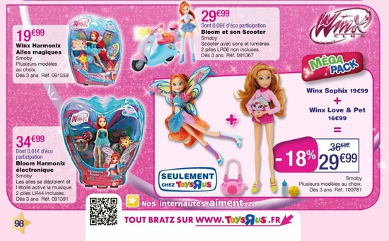 catalogue toys'r'us 2012