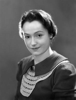Gisèle Casadesus dans les années 50
