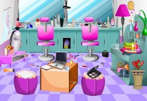 Hidden objects - Makeup room