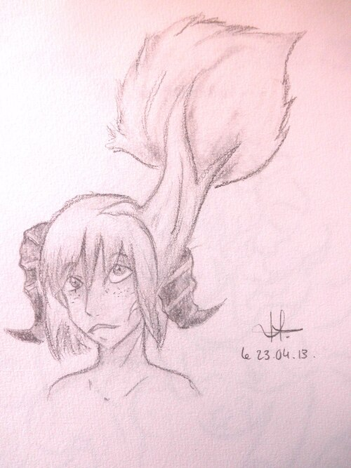 • Dessin homme + arbre