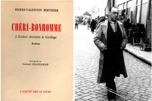 Pierre-Valentin Berthier, Chéri-Bonhomme, L'amitié par le livre, 1955.
