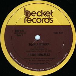 Terri Gonzalez - Born A Winner