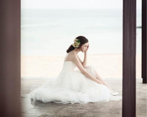 Cha Ye Ryun - My Wedding Magazine July Issue '14