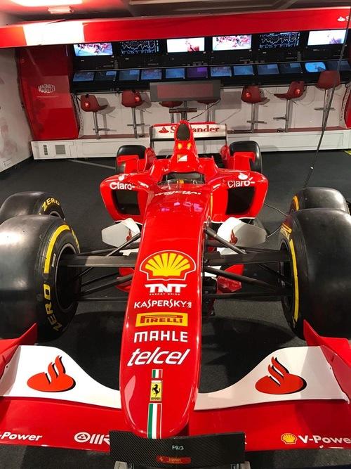 Ferrari - Maranello - Italie.