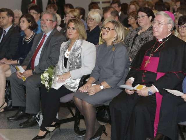 Action Catholique des Femmes du Luxembourg - Séance académique