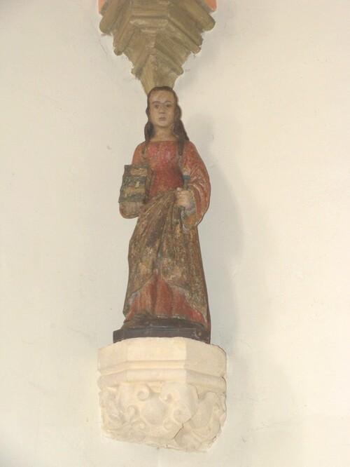 L'Eglise de Magny-Lambert