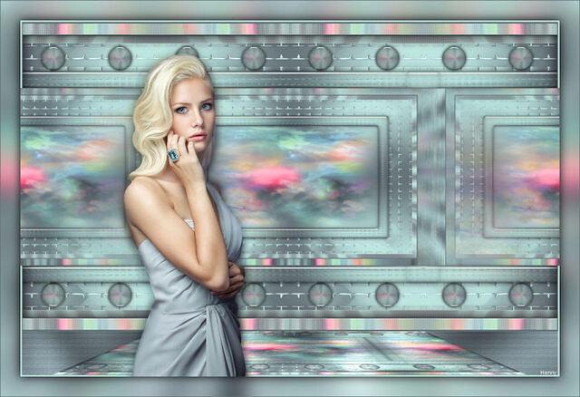 FB0174 - Tube femme
