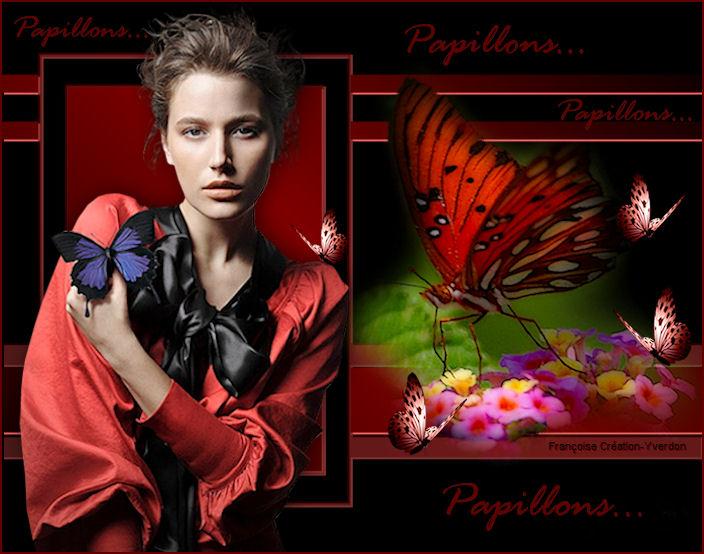 Avec les Papillons