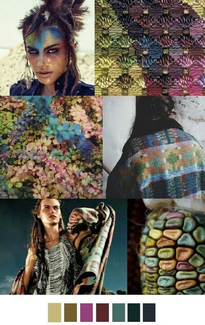 Collages tendance