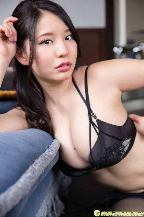 WEB Gravure : ( [DGC] - | 2017.06 | Kaori Hisamatsu/久松かおり : 自慢のFカップボディがダイナミックに躍動 )
