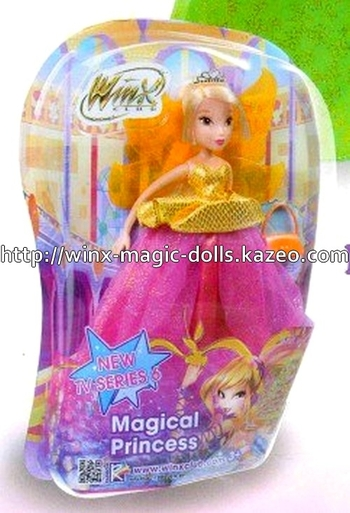 Stella Princesse magique