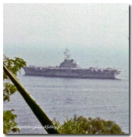 Nice 1976 - Parade navale - Naval parade