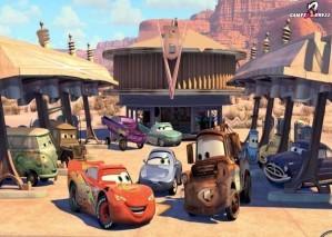 Hidden alphabets - Cars
