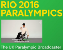 Channel 4 (UK Paralympic Broadcaster)