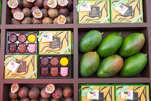 Chocolat Godiva Icônes D'or