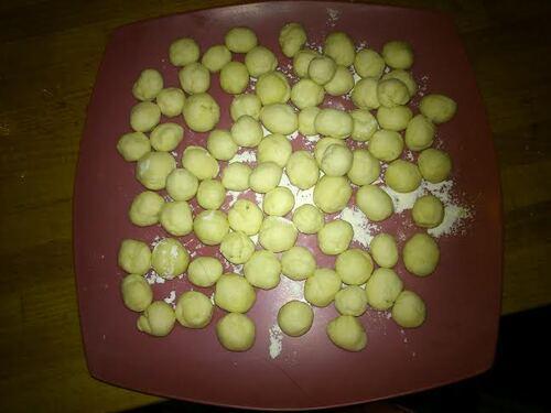Dombrés aux Azukis : un plat des Caraibes pour du soleil dans l'assiette (et des cocotiers et de l'eau turquoise^^)