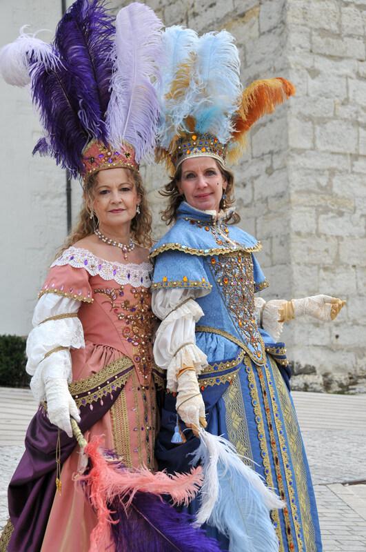Carnaval vénitien d'Annecy 2017 (1)