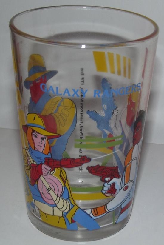 autres collections verres galaxy rangers 01