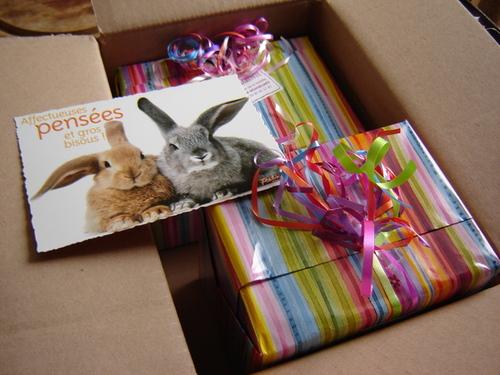 Mes cadeaux pour la fête des Mamans !!!