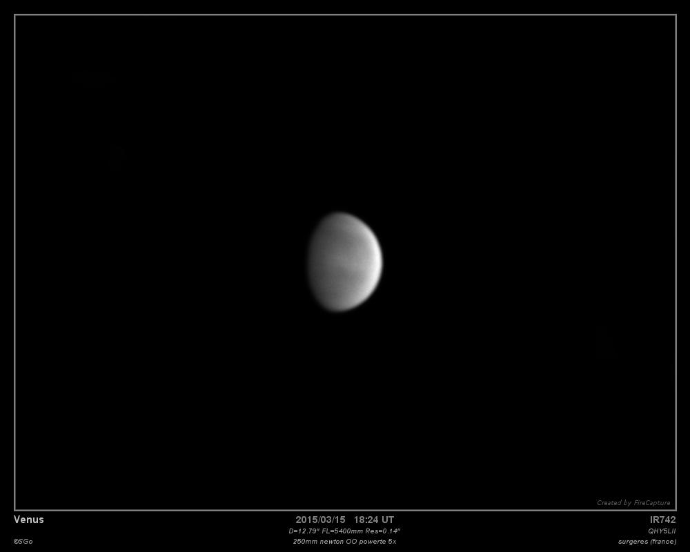 Venus en ir