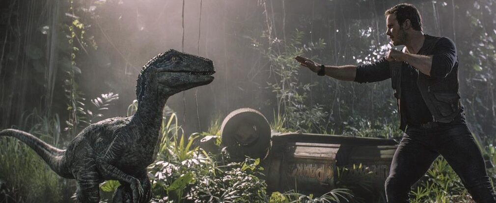 [Test 4K Ultra HD] Jurassic World : Fallen Kingdom
