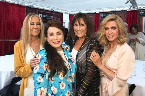 Le Hollywood Museum réunit les dames de «Knots Landing» pour le 40e anniversaire.
