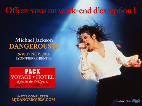 #News Dangerous 25 avec Vincent Paterson !